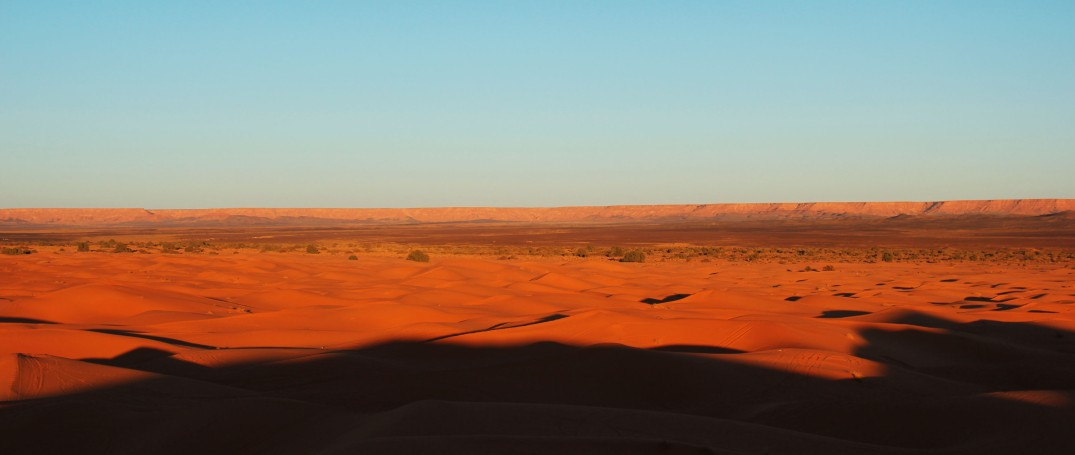 Merzouga views